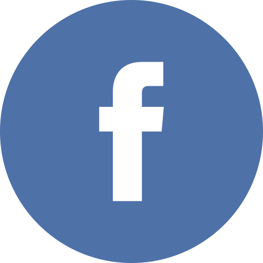 facebook icon blue