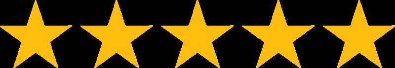 facebook five star rating