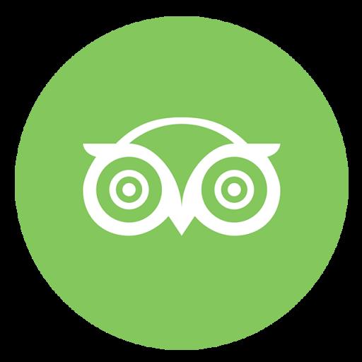 tripadvisor green icon cropped